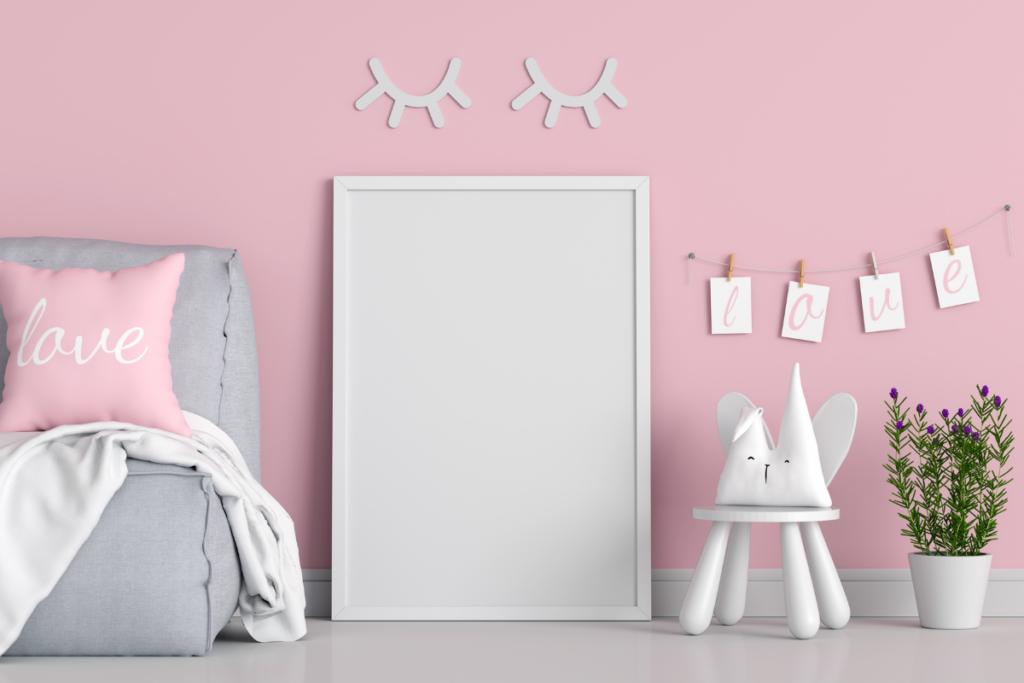 צביעת חדרי תינוקות