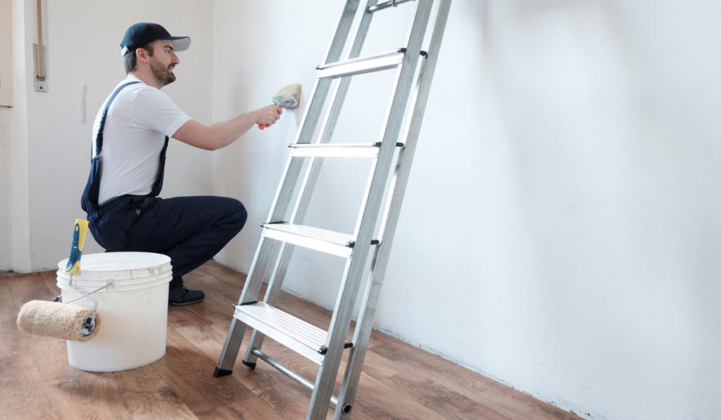 צביעת דירה 5 חדרים